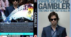 THE GAMBLER dvd cover