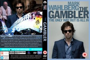 THE GAMBLER dvd cover