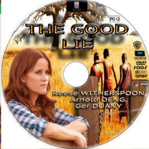 The Good Lie dvd label