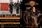 The Hunger Games Mockingjay Part 1 (2014) R0 Custom Cover & label