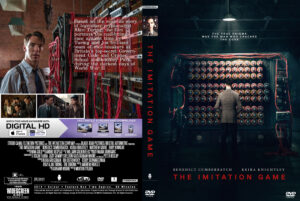 The Imitation Game dvd cover