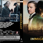 The Immigrant (2013) R0 Custom Blu-Ray