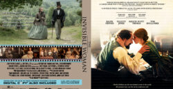 The Invisible Woman dvd cover