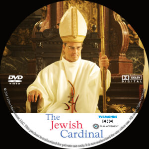 The Jewish Cardinal dvd label