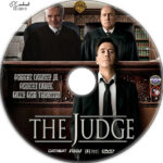 The Judge (2014) R1 Custom Label