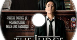 The Judge dvd label