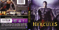 The Legend of Hercules dvd cover