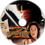 The Legend of Zorro (2005) R1 Custom DVD Label