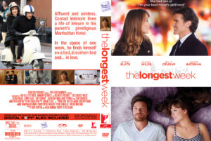 The Longest Week dvd cover