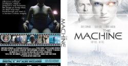 the machine dvd cover