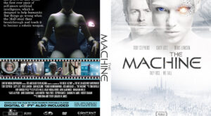 the machine dvd cover
