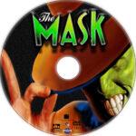 The Mask (1994) R1 Custom Label