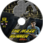 The Maze Runner (2014) R1 Custom Label