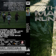 The Maze Runner (2014) R0 Custom Blu-Ray