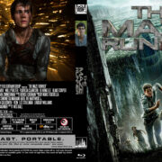 The Maze Runner (2014) Custom Blu-Ray Cover