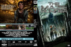 The Maze Runner dvd cover
