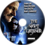 The Night Listener (2006) R1 Custom DVD Label