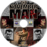 The November Man (2014) R1 Custom Label