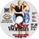 The Other Woman (2014) R1 Custom DVD Label