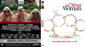 The Other Woman blu-ray dvd cover