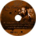 The Prestige (2006) R1 Custom DVD Label