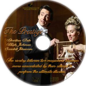 the prestige dvd label