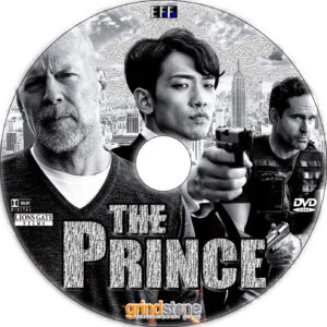 The Prince dvd label