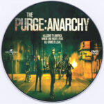 The Purge: Anarchy (2014) Custom Label
