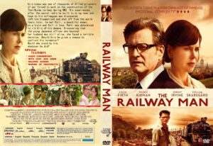 The Railway Man dvd cover