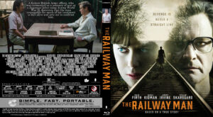 The Railway Man blu-ray dvd cover