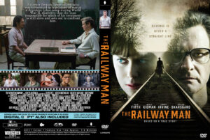 The Railway Man dvd cover