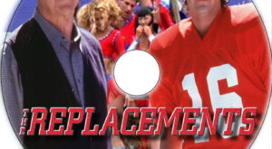 The Replacements dvd label