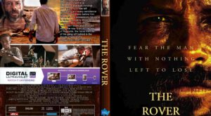 The Rover dvd cover