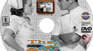 The Secret of Dr. Kildare dvd label