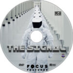 The Signal (2014) R1 Custom DVD Label