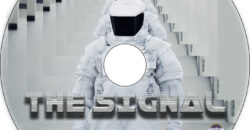 The Signal dvd label