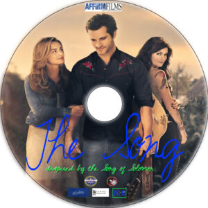 the song dvd label