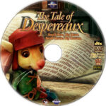 The Tale of Despereaux (2008) R1 Custom DVD Label