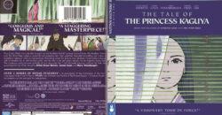 The Tale of The Princess Kaguya BLURAY COVER