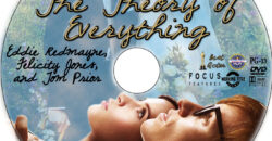 The Theory of Everything dvd label