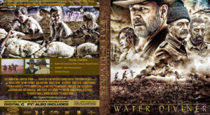 The Water Diviner custom cover