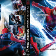 The Amazing Spider-Man 2 (2014) Custom DVD Cover