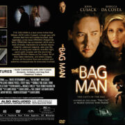 The Bag Man (2014) R1 Custom DVD Cover