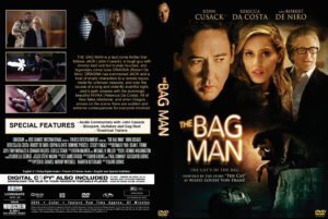 the bag man dvd cover