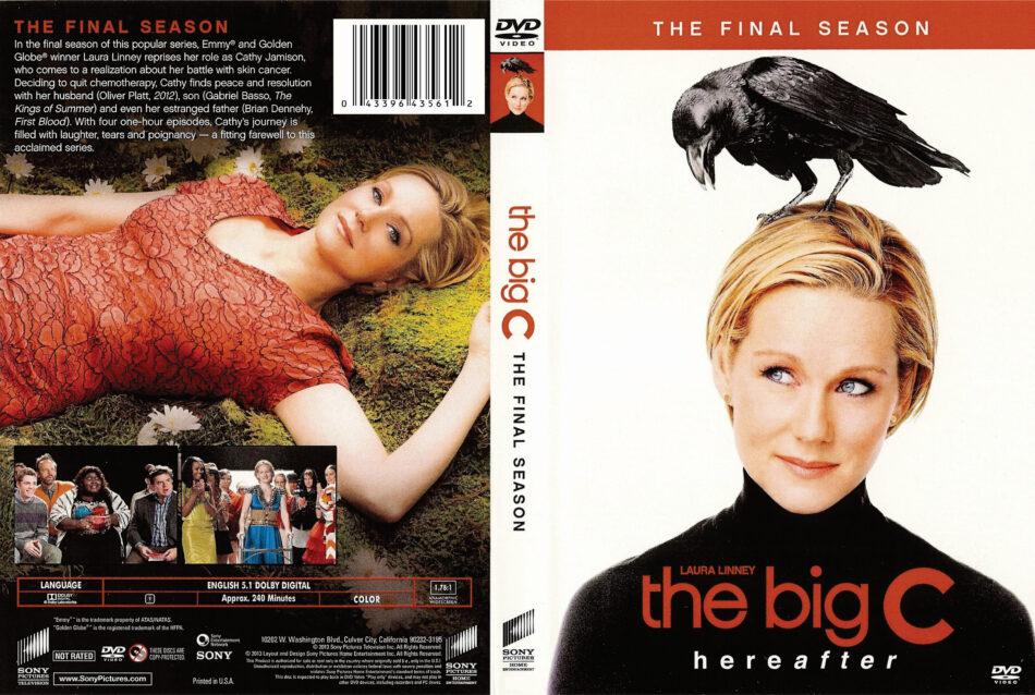 The Big C season 4 dvd cover