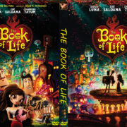 The Book of Life (2014) Custom DVD Cover