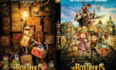 The Boxtrolls (2014) Custom DVD Cover