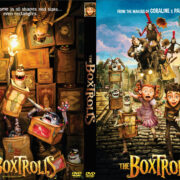 The Boxtrolls (2014) Custom DVD Cover