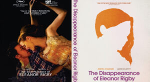The Disappearance of Eleanor Rigby dvd cover