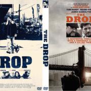 The Drop (2014) Custom DVD Cover